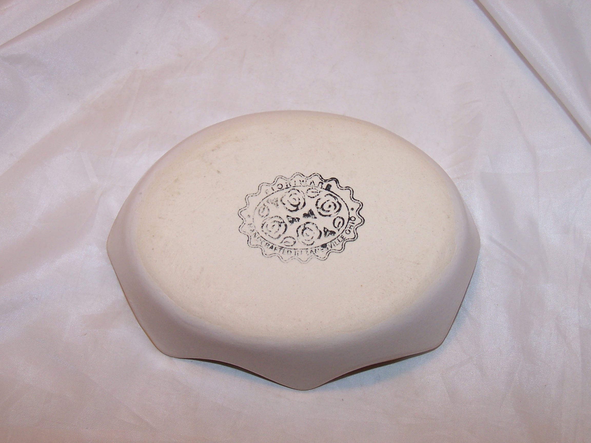 Image 5 of Fioriware Soap Dish Sunflower Handcrafted Ohio