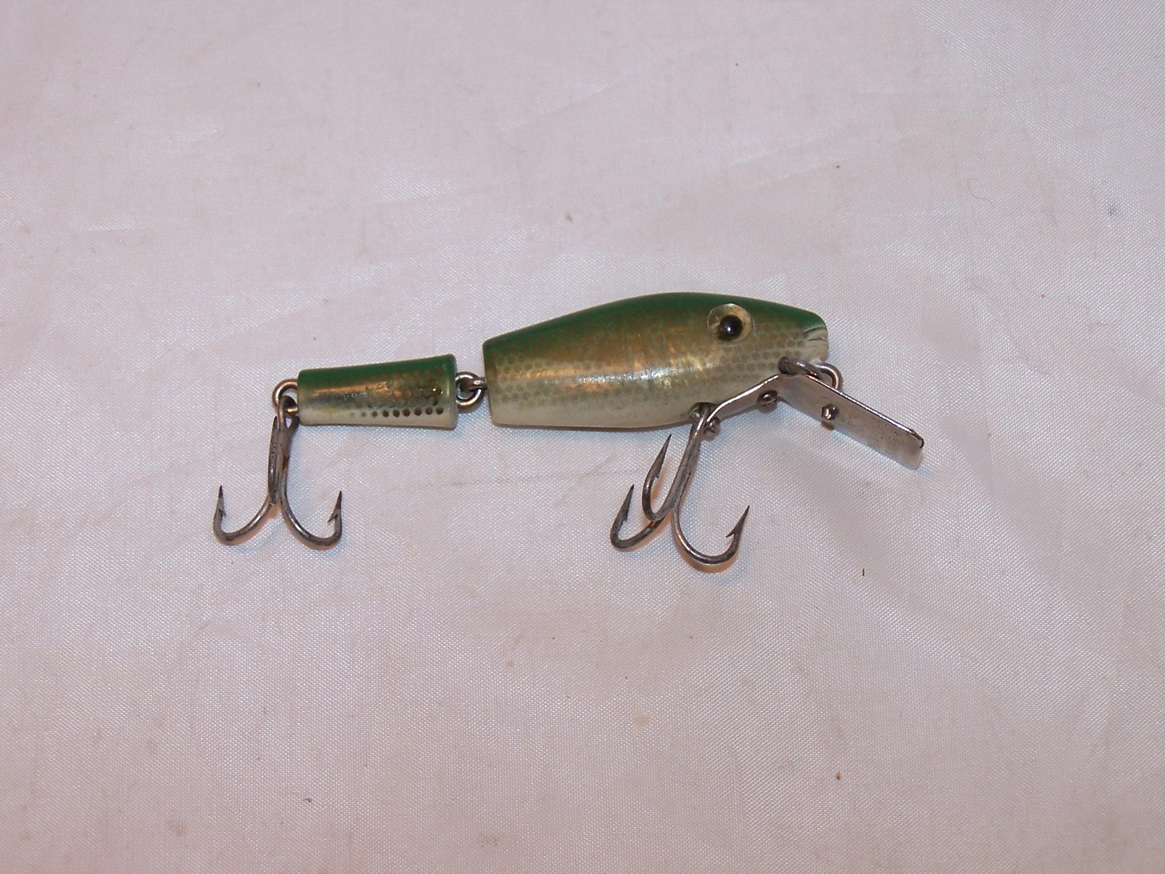 Image 1 of LS Panfish Master Fishing Lure, 0011, Vintage w Box