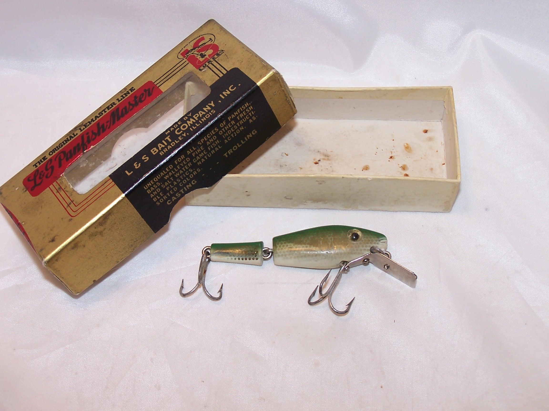 Image 3 of LS Panfish Master Fishing Lure, 0011, Vintage w Box