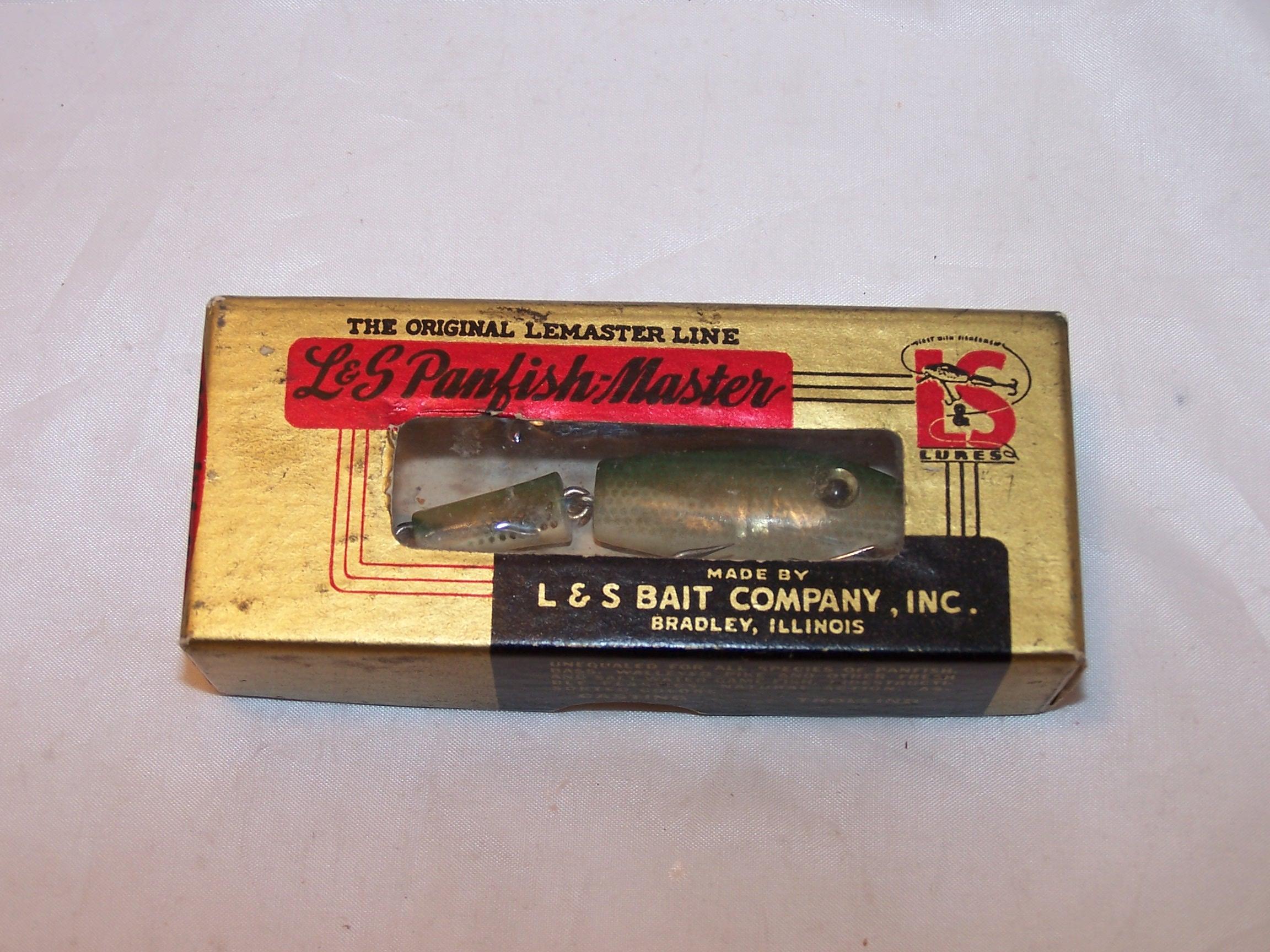 Image 4 of LS Panfish Master Fishing Lure, 0011, Vintage w Box