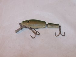 LS Panfish Master Fishing Lure, 0011, Vintage w Box
