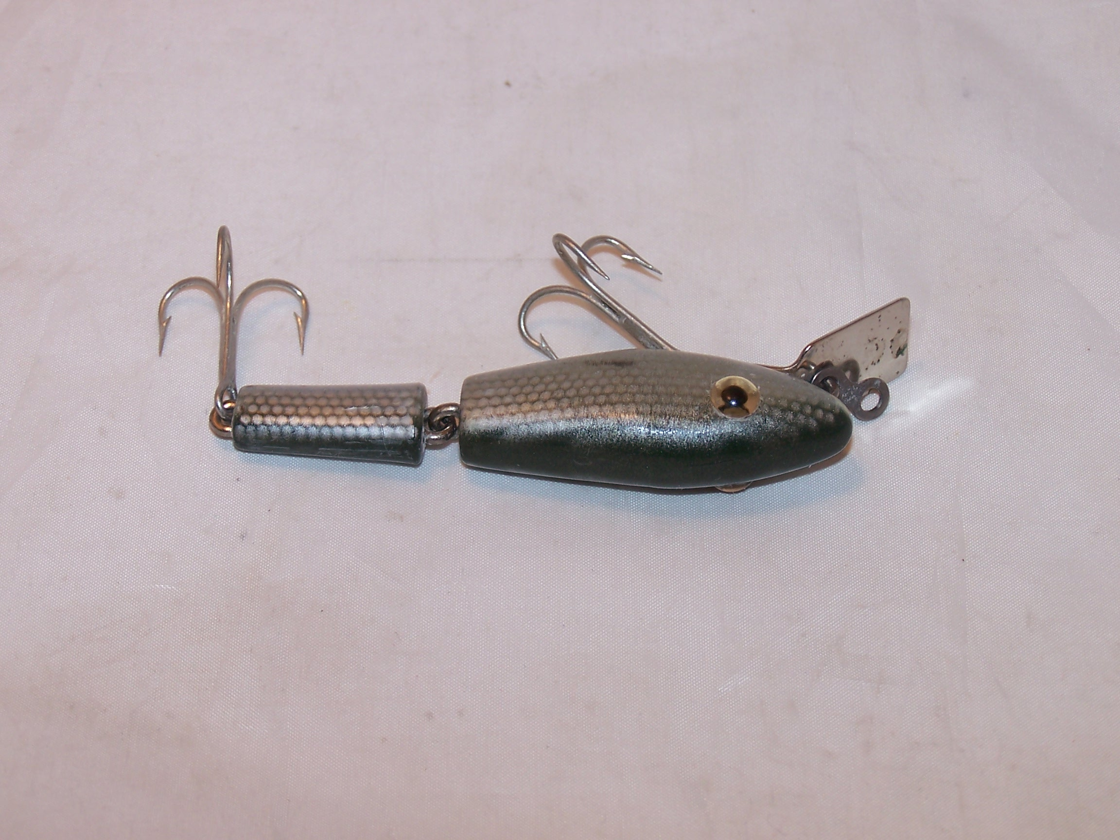 Image 2 of LS Fishing Lure, 15M18, Vintage MirrOLure w Box