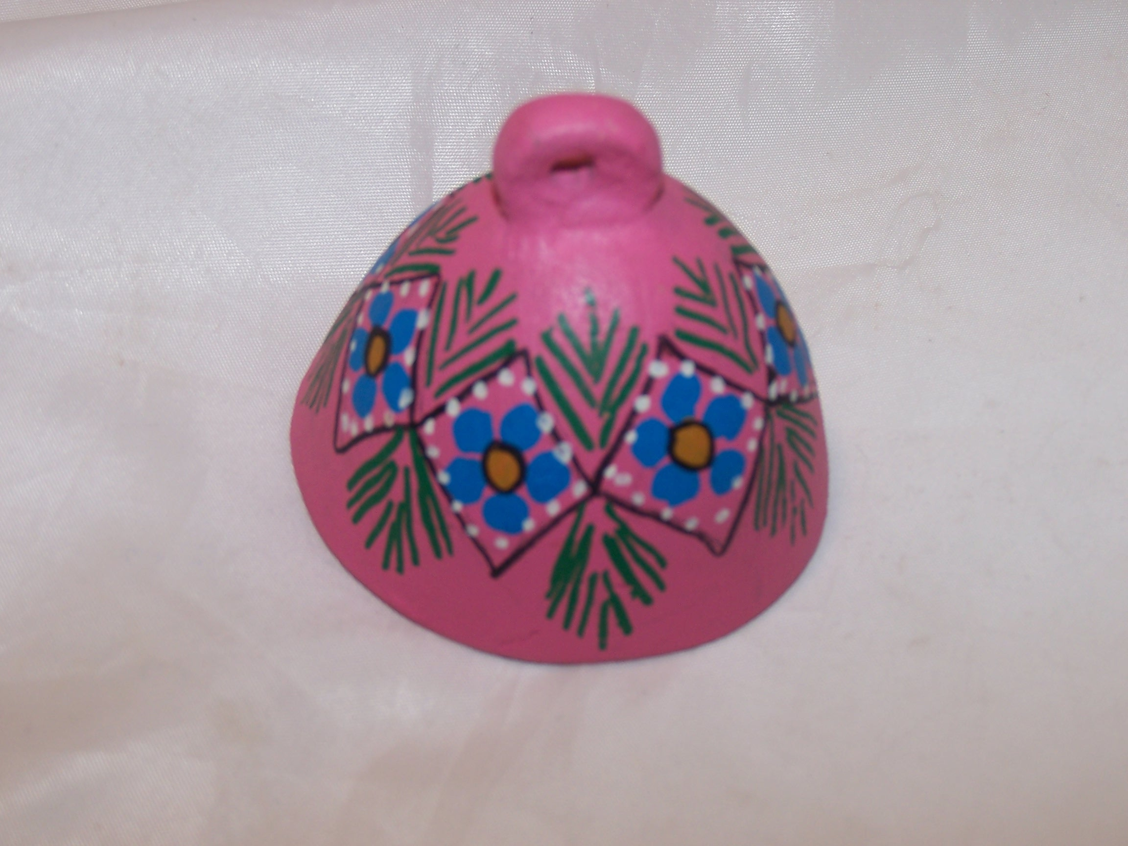 Mexican Clay Bell