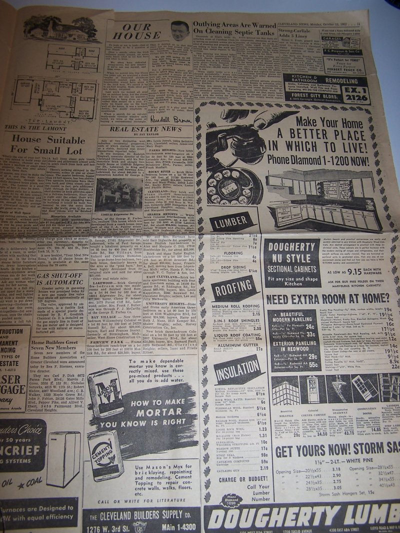 Image 5 of Rosenberg Spies Lose Appeal, 1952, Cleveland News Newspaper