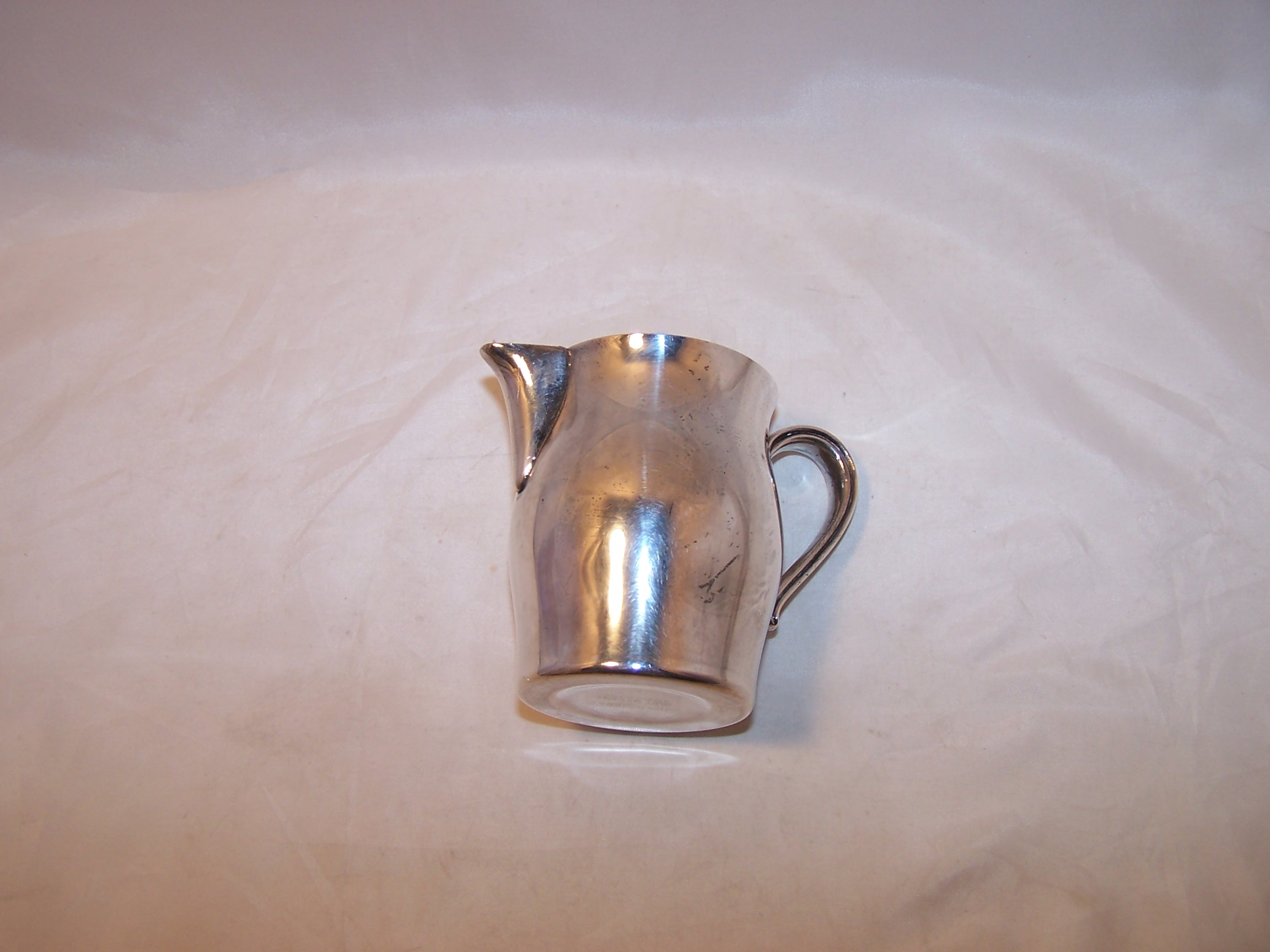 Paul Revere Silverplate Creamer, Reproduction, William Rogers