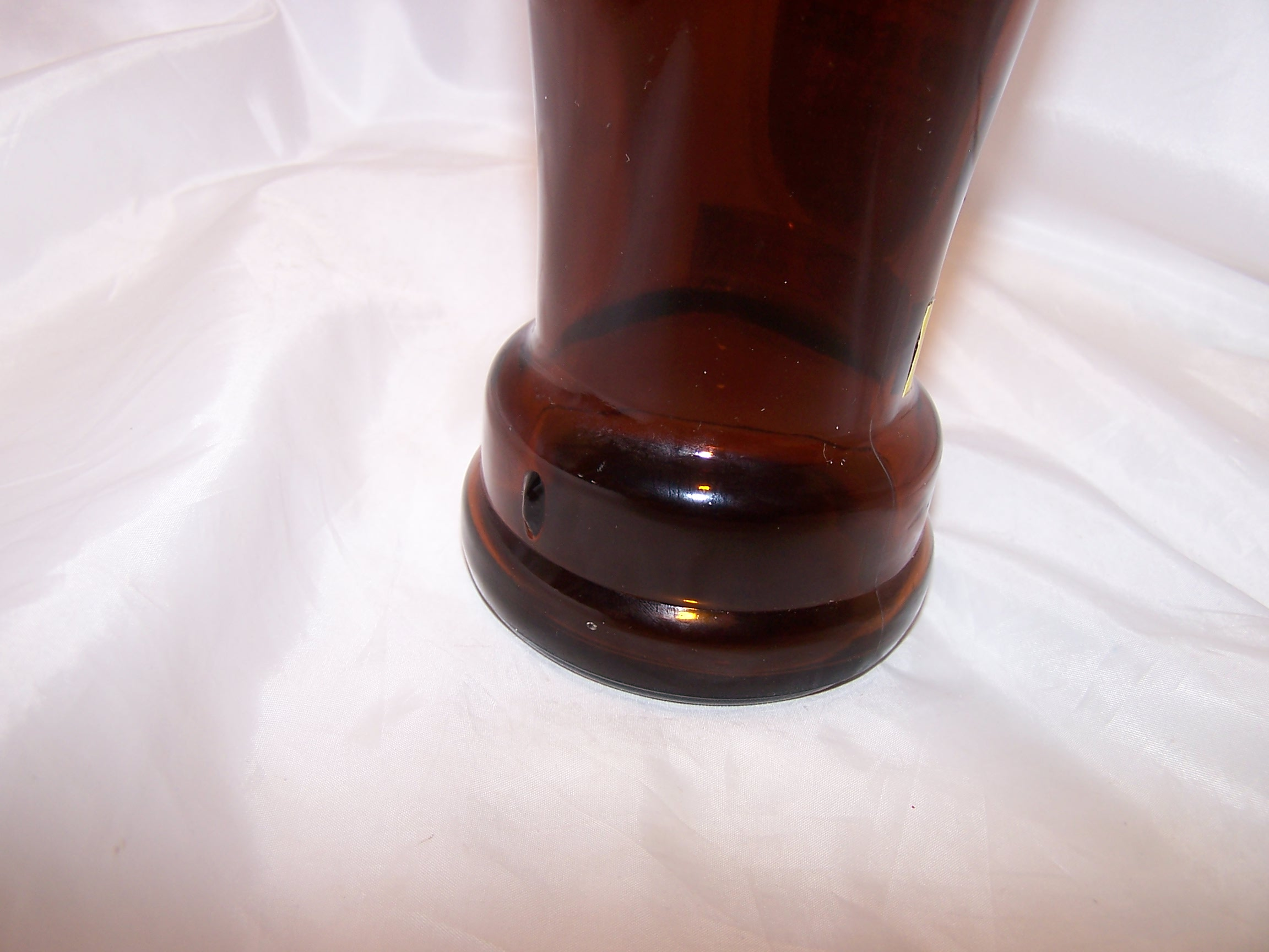 Image 4 of Don Pancho Licor de Cafe Brown Bottle, Mexico, Large, Empty