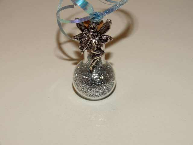 Image 1 of Fairy Dust, Silver, w Fairy