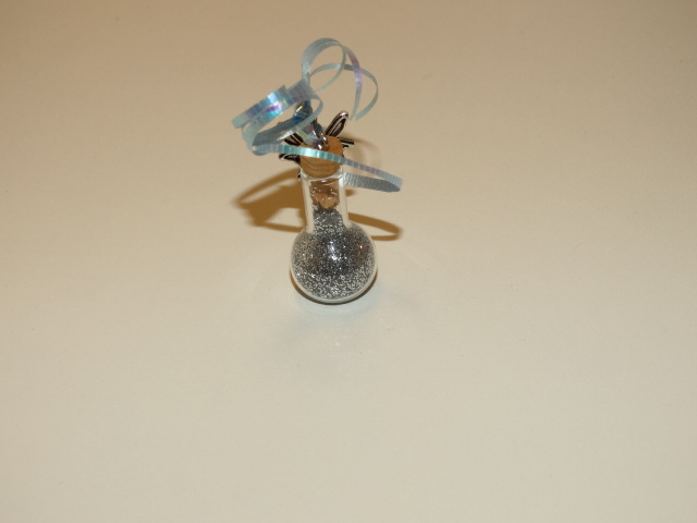 Image 2 of Fairy Dust, Silver, w Fairy