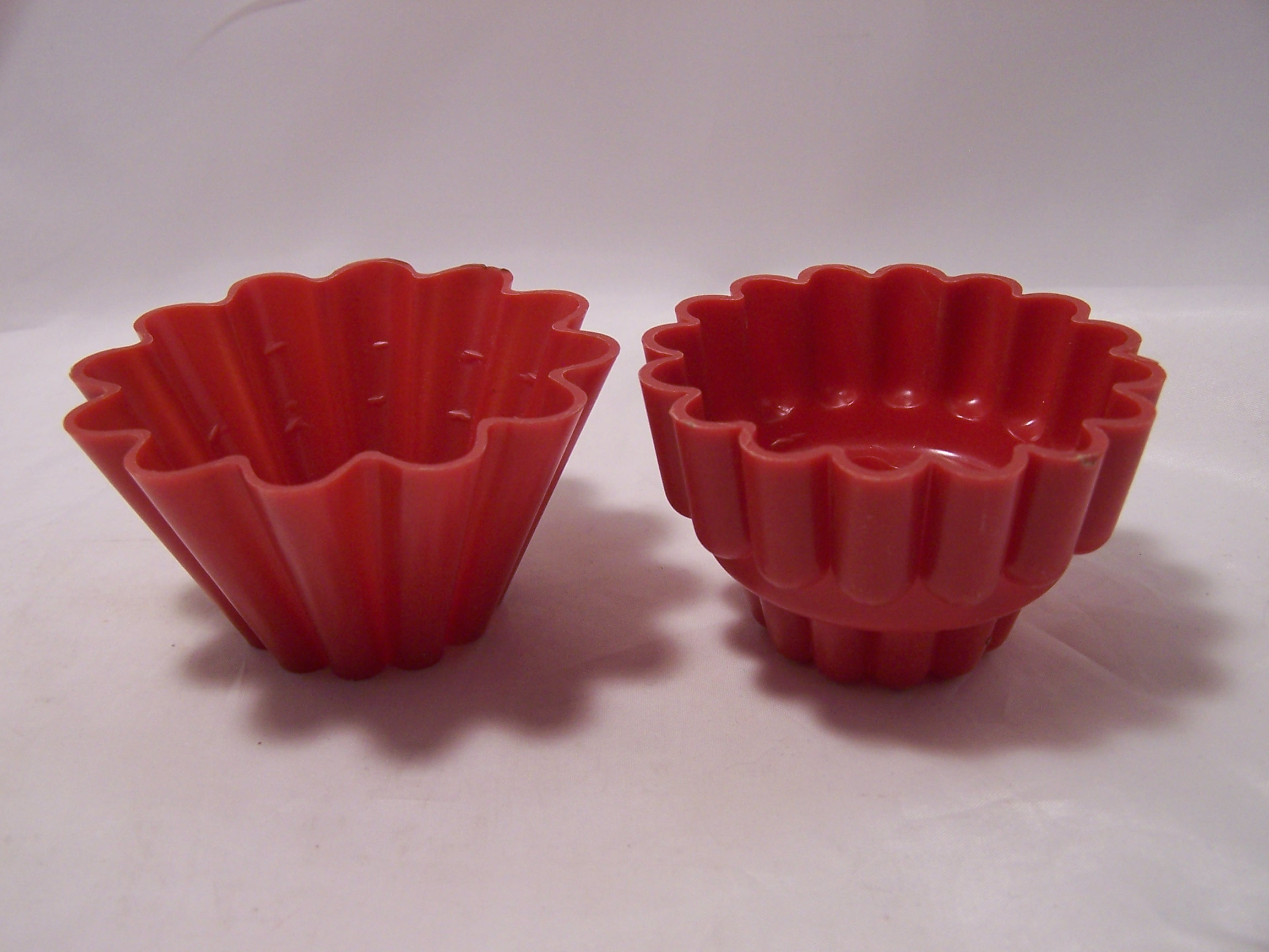 Image 1 of Toy Jello Molds, Childs Cookware, Plastic