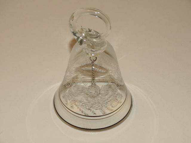 Lenox Crystal Bell, 1983