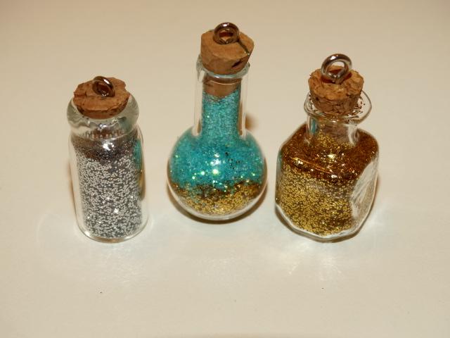 Mini Bottles of Fairy Dust