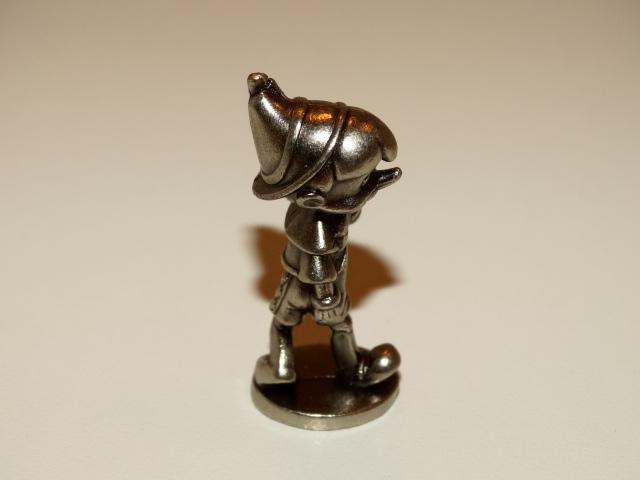 Image 3 of Pinocchio Monopoly Playing Piece, Disney
