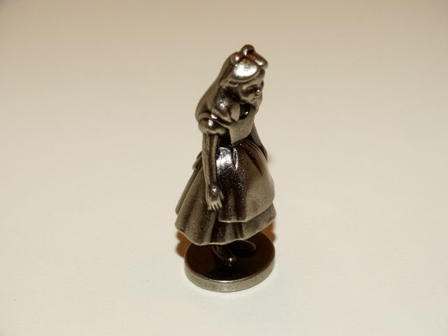 Image 3 of Alice in Wonderland  Monopoly Playing Piece, Disney