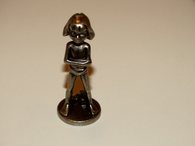 Mowgli Monopoly Playing Piece, Disney