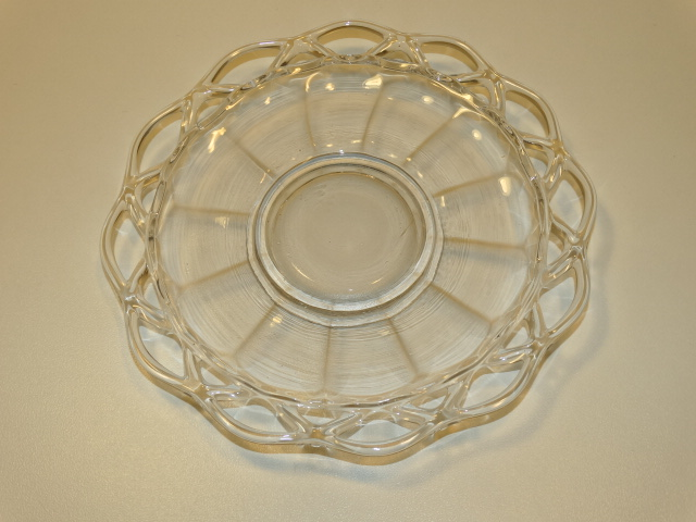 Saucer, Imperial Glass