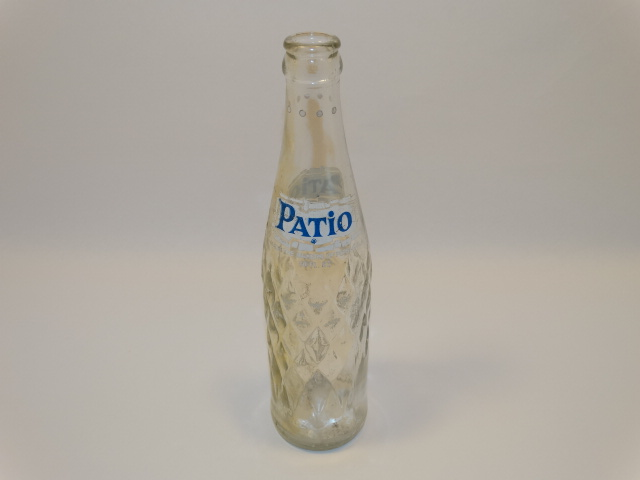 '.Patio Pop Bottle, Vintage.'
