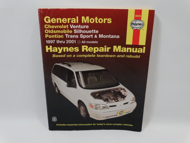 haynes venture silhouette trans sport montana repair manual 1997 to rh thecuriousphoenix com 2001 chevy venture repair manual 2011 Chevrolet Venture