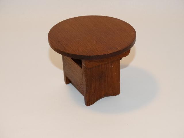 Dollhouse Flip Table