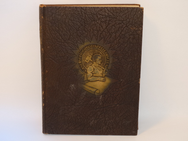 1930 Case School of Applied Science Yearbook, Cleveland Oh