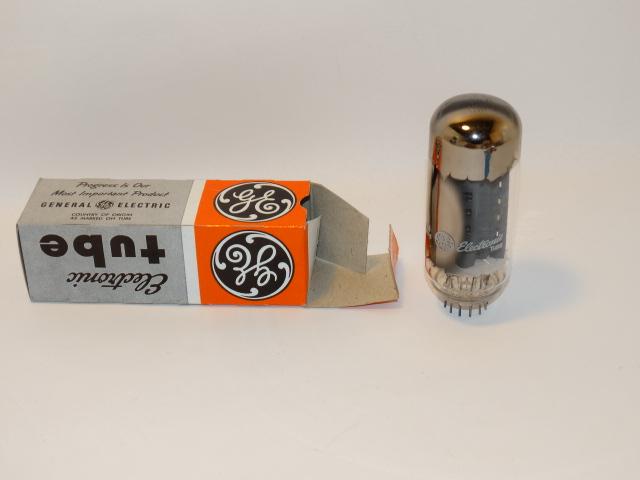 Vacuum Tube GE 6JK5, Electronic Tube