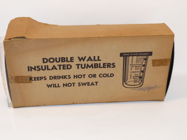 Image 7 of Plastic Tumblers Insulated, New Vintage