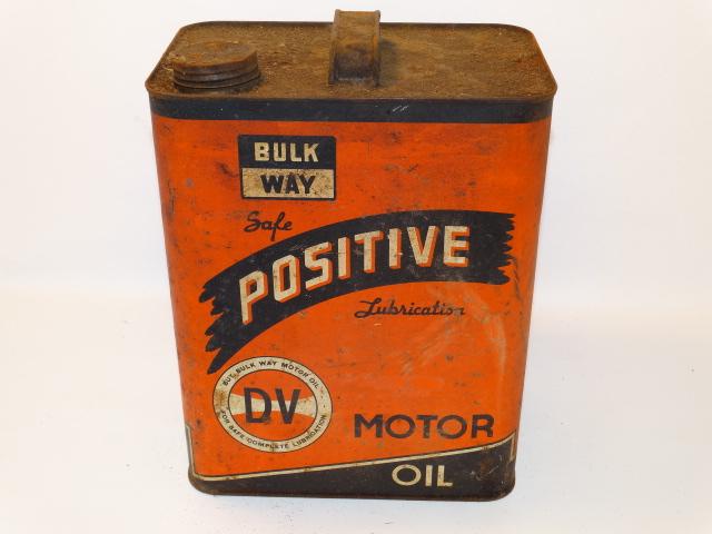 Oil Can Bulk Way Orange Black, Farm Fresh