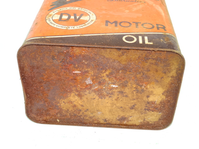 Image 6 of Oil Can Bulk Way Orange Black, Farm Fresh