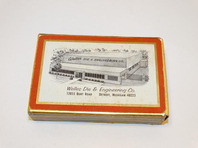 '.Wells Die & Engineering Cards.'
