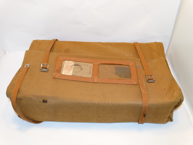 Kwik Pak Parcel Post Laundry Case Mailbag, 1935 Original