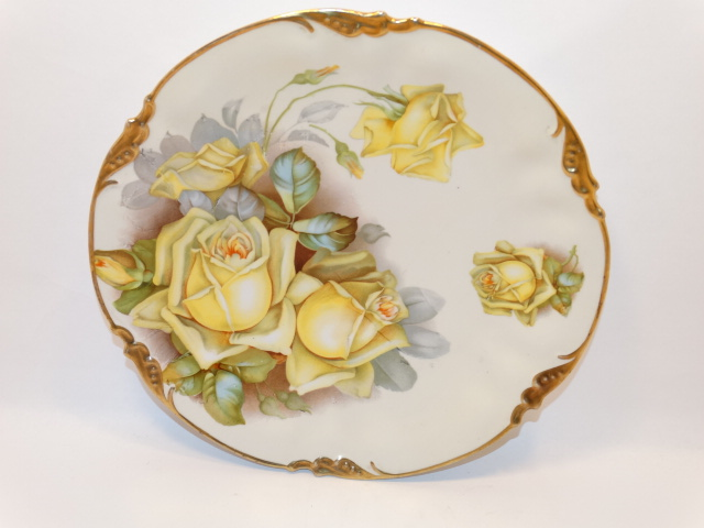 Image 1 of Prov SXE ES Germany Two Bowl Serving Set, Yellow Roses