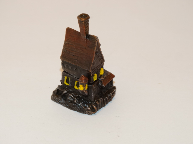 Thimble House w Hidden Witch All Metal