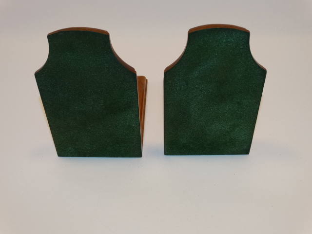 Backs of Chess Bookends