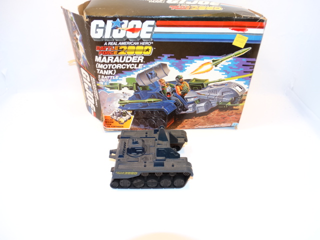 GI Joe Marauder Battle Force 2000