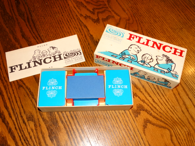 Image 1 of Flinch Card Game Complete 1963