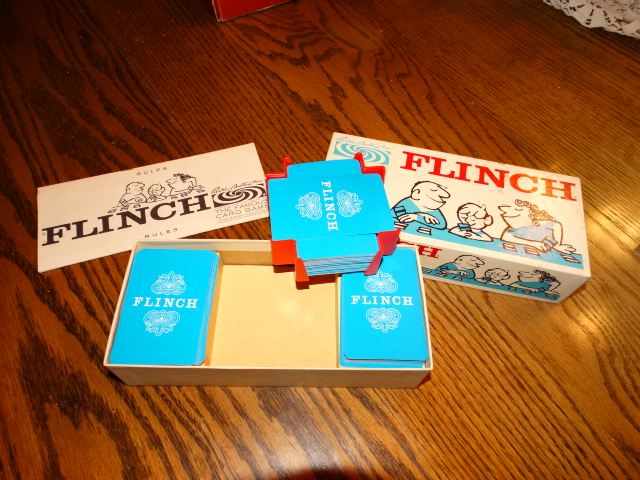 Image 2 of Flinch Card Game Complete 1963