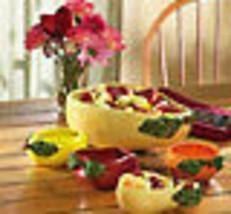 Image 1 of Fruit Salad Serving Bowls