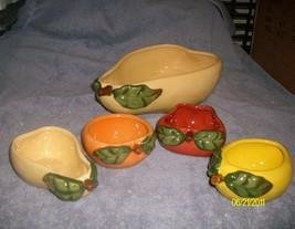 Image 2 of Fruit Salad Serving Bowls
