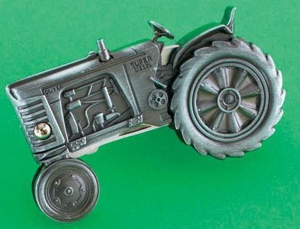 Image 1 of Oliver Tractor Collectible Knife Folding