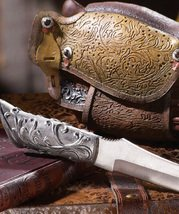 Image 1 of Country Western Cowboy Saddle Knife Set