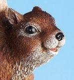 Image 4 of Squirrel Birdfeeder Tree Hanger