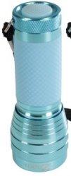 Blue 16 LED Glow Flashlight