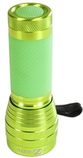Image 0 of Green 16 LED Glow Flashlight