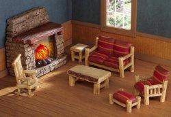 Mini Lodge Furniture Set