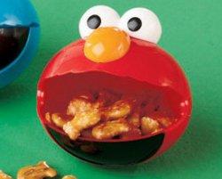 Elmo Sesame Street Snack 'O' Spheres