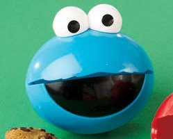 Cookie Monster Sesame Street Snack 'O' Spheres
