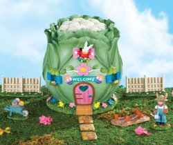 Easter Bunny Cabbage Garden Home
