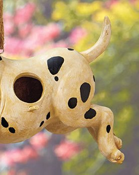 Image 3 of Firefighters' Birdhouse Dalmation