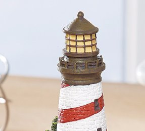 Image 1 of Nautical Lighthouse Kitchen Timer