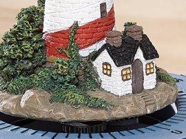 Image 3 of Nautical Lighthouse Kitchen Timer