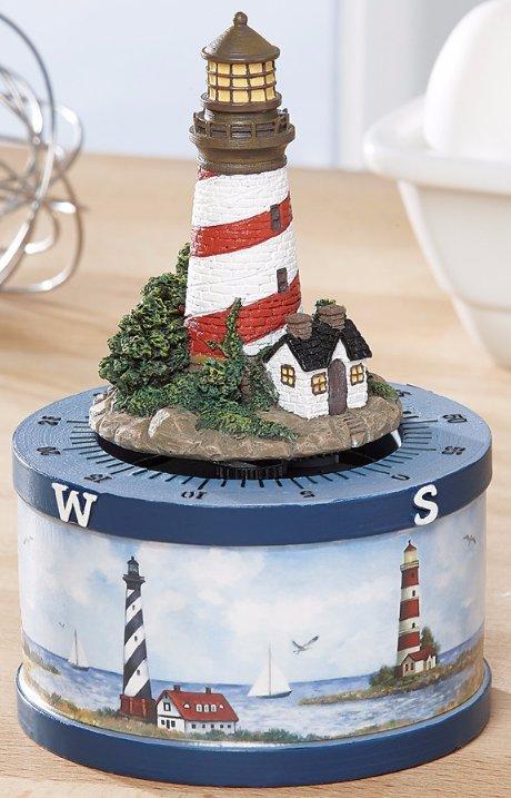 Image 6 of Nautical Lighthouse Kitchen Timer